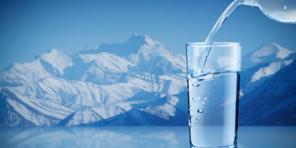 Mineralwässer mit Rekordergebnis