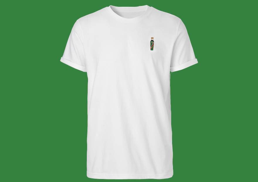 Mit T-Shirts Kneipen helfen