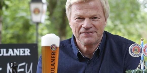 Oliver Kahn wirbt erneut für Paulaner