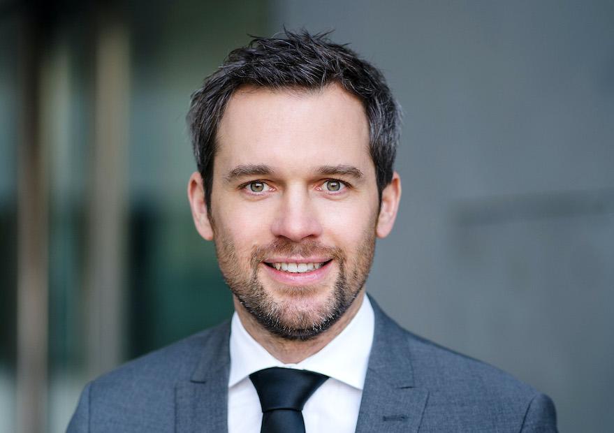 Steinebach neuer Vertriebschef