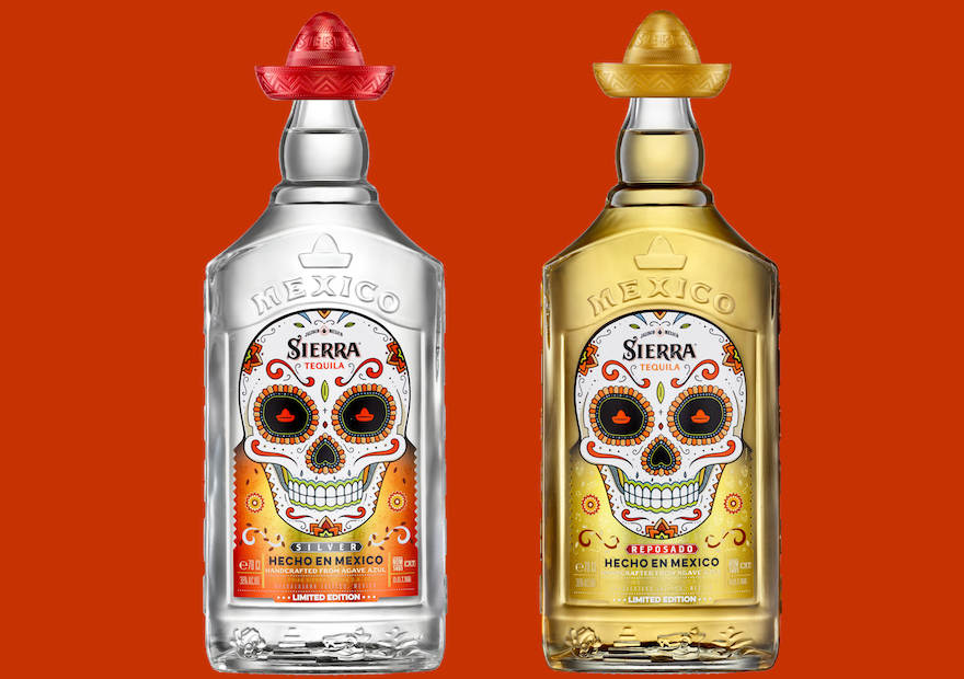 Tequila bringt Totenkopf-Edition