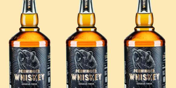 Whiskey mit bayerischem Finish