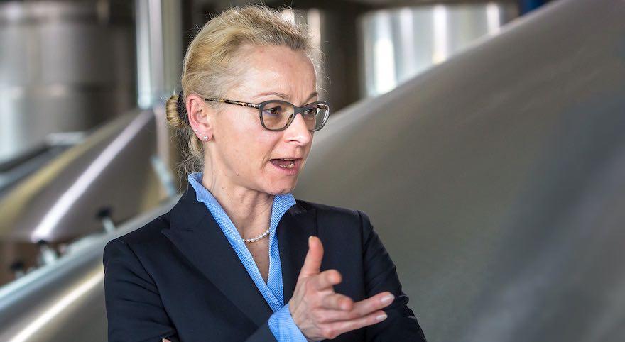 Oettinger-Inhaberin Pia Kollmar ist seit März 2020 auch in der Geschäftsführung.