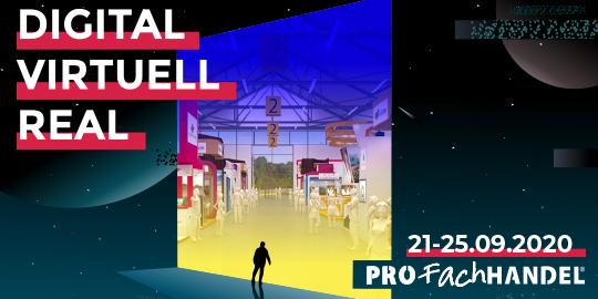 Werbeanzeige ProFachhandel Digital