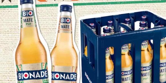 Bionade steigt in Mate-Markt ein