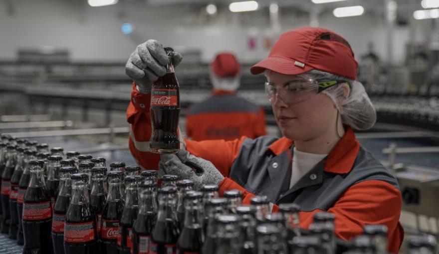 Coca-Cola will tausende Stellen streichen