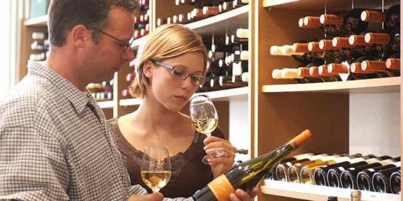 Corona lässt Weinabsatz im Handel steigen