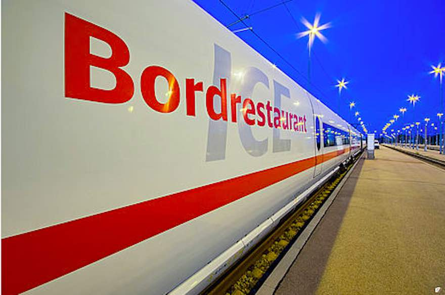 Deutsche Bahn modernisiert Weinangebot