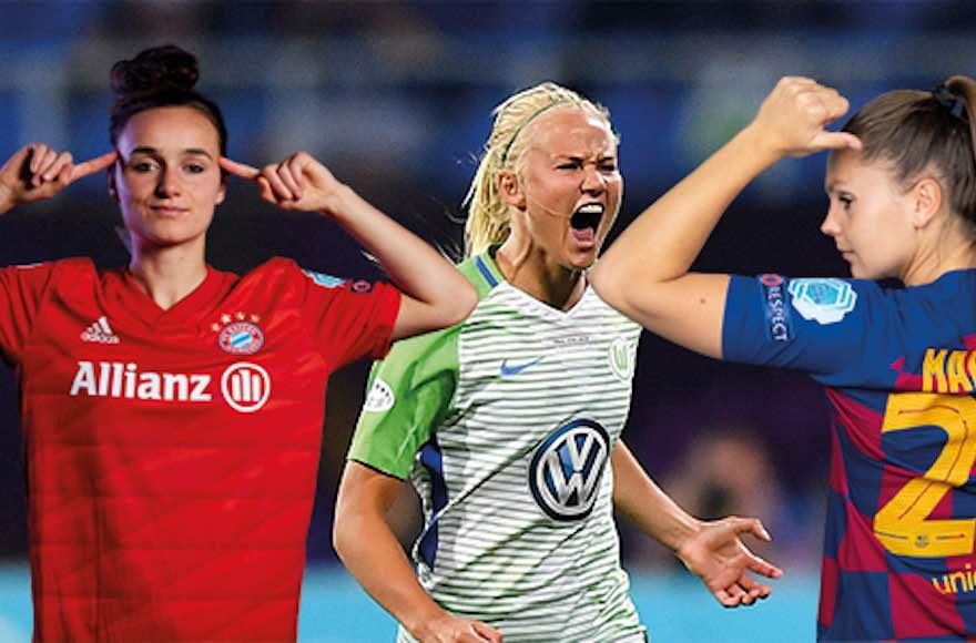 Pepsico sponsert Frauenfußball
