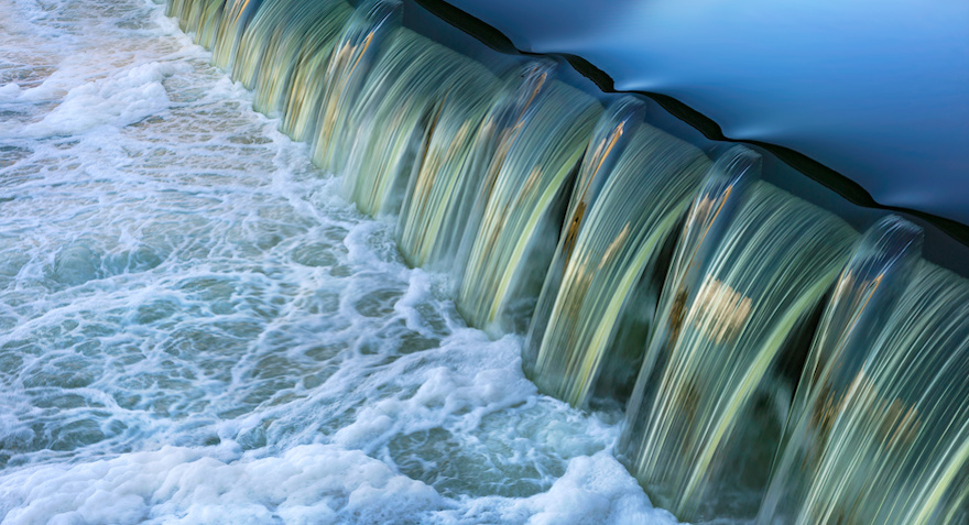 Wasser wird ein knappes Gut