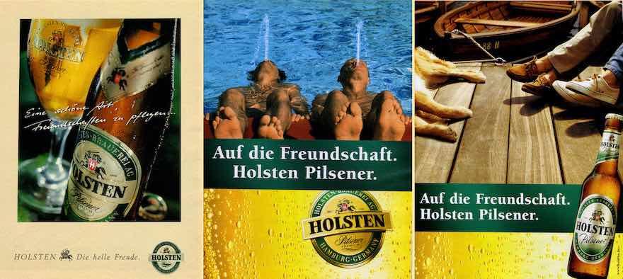 Holsten Reklame von 1997