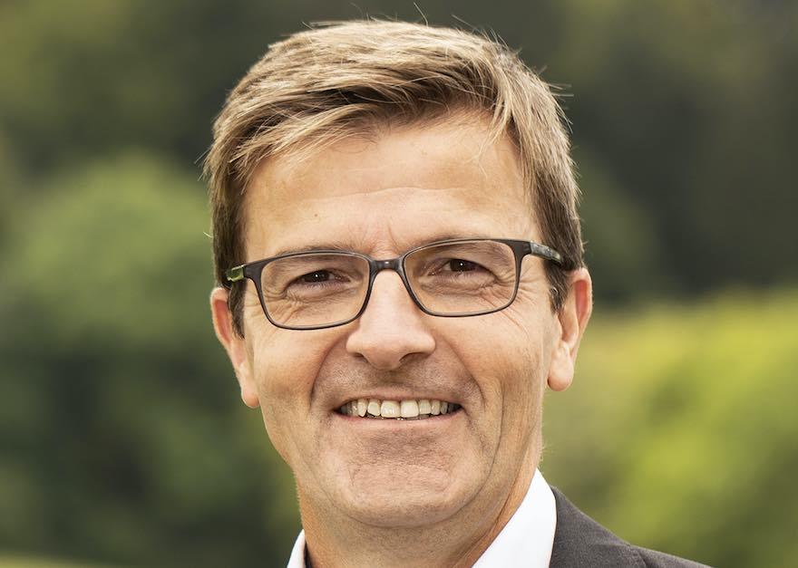 Roel Annega, Vorsitzender der Gerolsteiner-Geschäftsführung (Foto: Gerolsteiner)