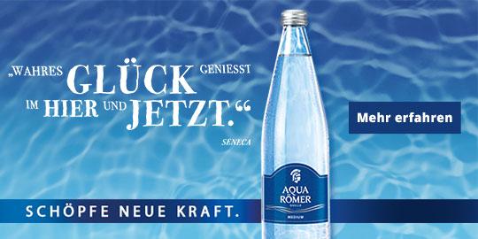 Werbeanzeige Aqua Römer 2