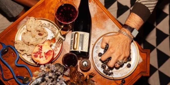 Rotwein ohne Umdrehungen