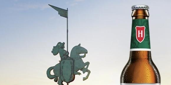 Tapferer Ritter von der Elbe