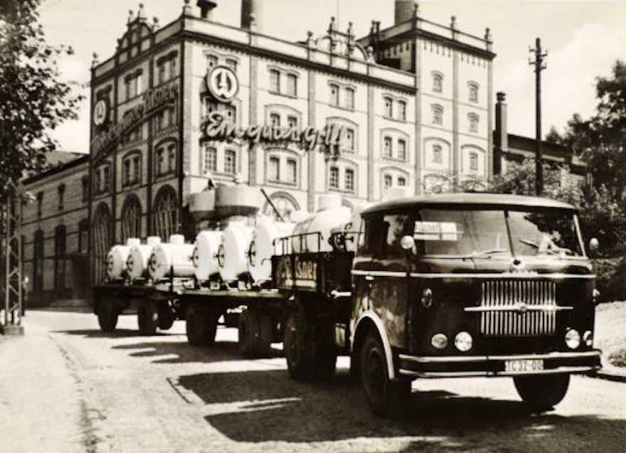 Wernesgrüner Brauerei 1974