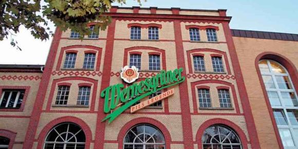 Bitburger trennt sich von Wernesgrüner