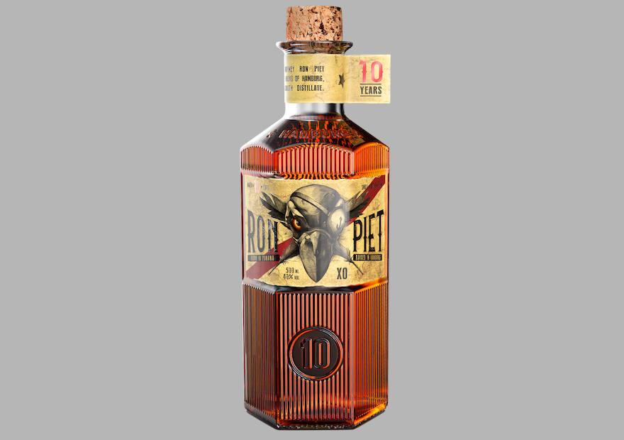 Rum mit nordischem Charme