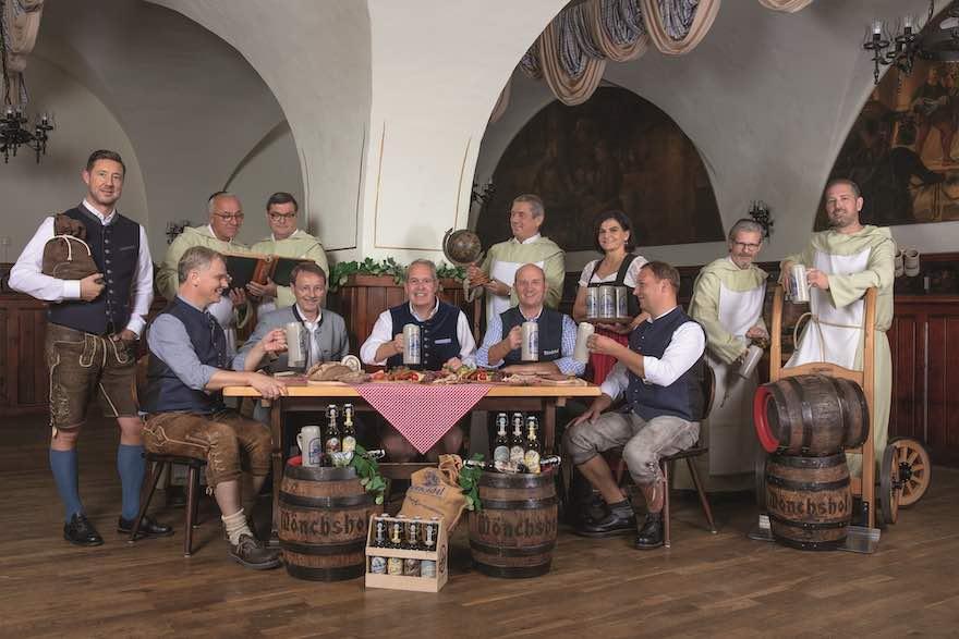 Mönchshof-Team