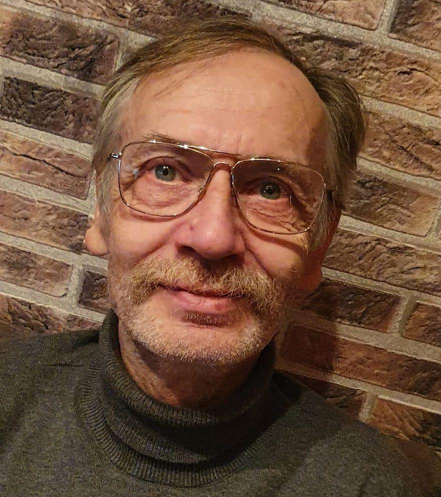 Peter Alexander von der Marwitz betreibt seit 2001 einen Getränkelieferdienst in Hamburg.