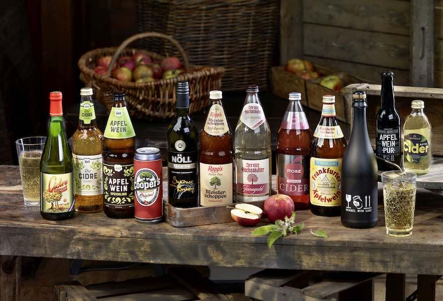 Apfelwein profitiert vom Cider-Trend
