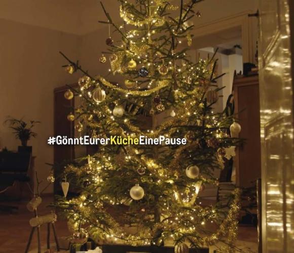 Weihnachtsmenü vom Profi