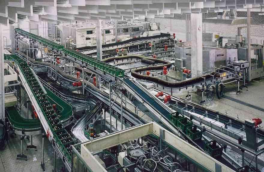 Abfüllanlage 1997
