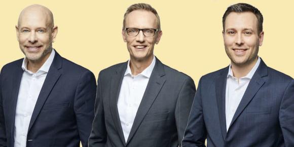 Lekkerland formiert Spitze neu