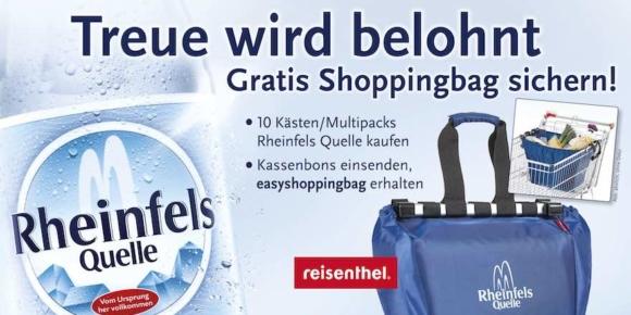 Shoppingbags zu gewinnen