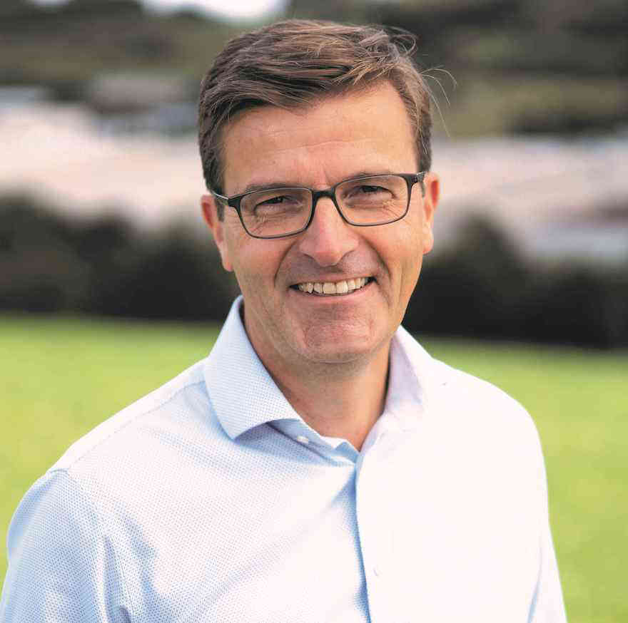 Roel Annega, Vorsitzender der Geschäftsführung