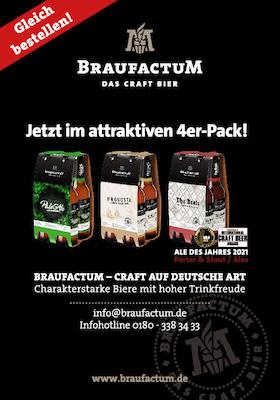 Werbeanzeige Braufactum RT2