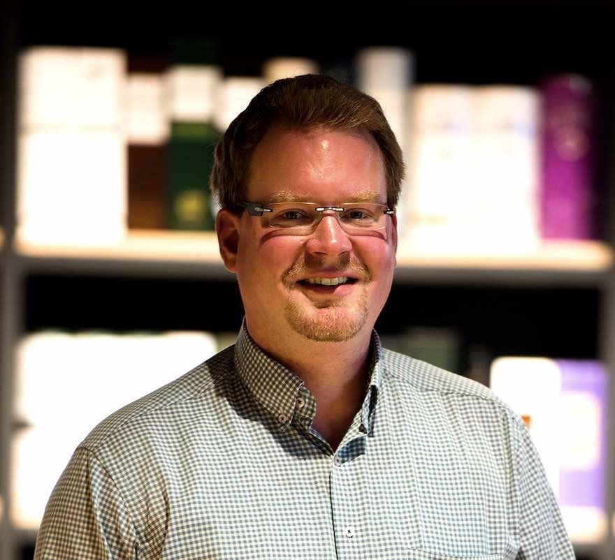 Jens Lühmann führt das Geschäft zusammen mit seinem Vater.