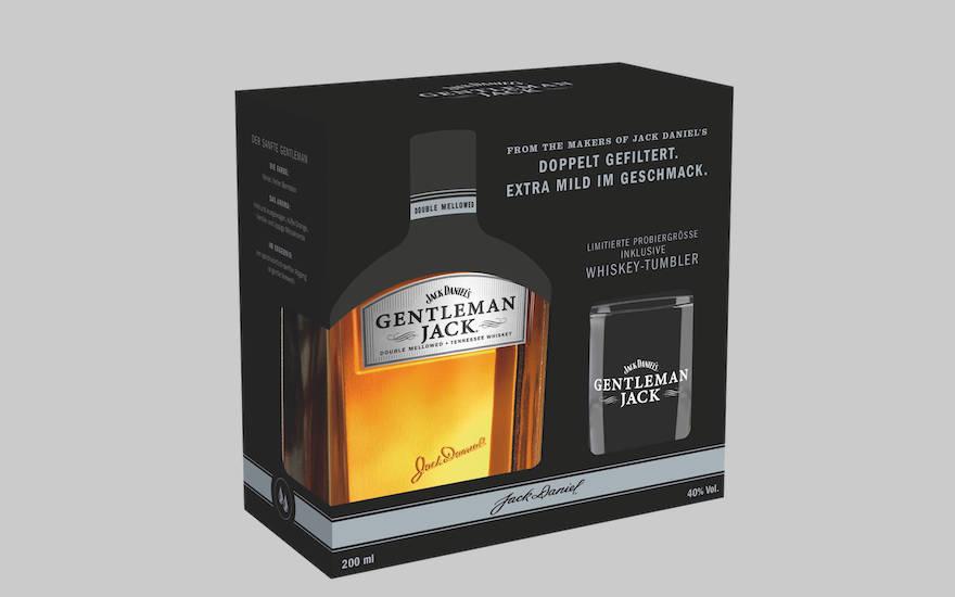 Gentleman's Auftritt