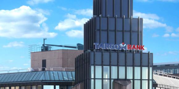 Team Beverage beliefert Targobank