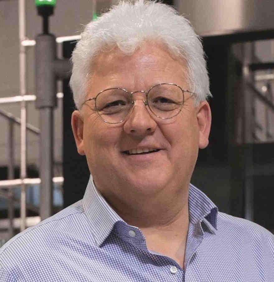 Dirk Hinkel, geschäftsführender Gesellschafter der Hassia-Gruppe