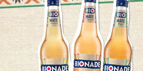 Bionade Mate jetzt national