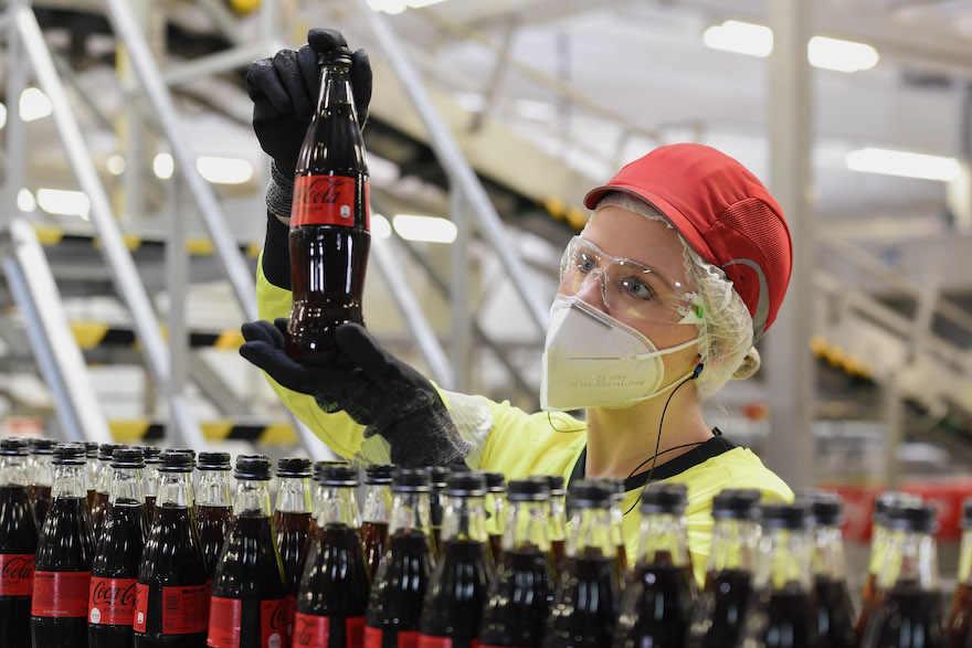 Coca-Cola setzt auf 0,4-Liter-Glasflasche