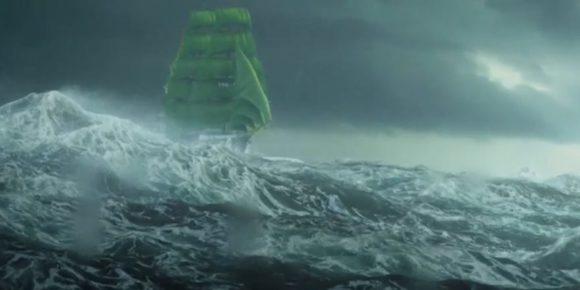 Grüne Segel sind zurück