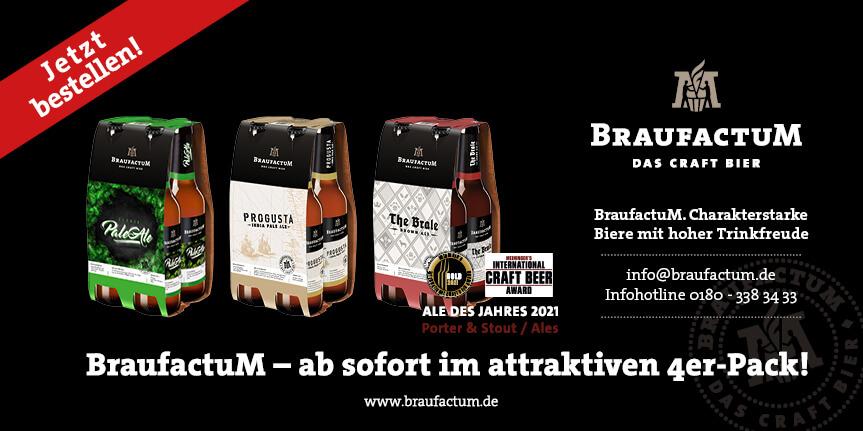 Werbeanzeige Braufactum Content