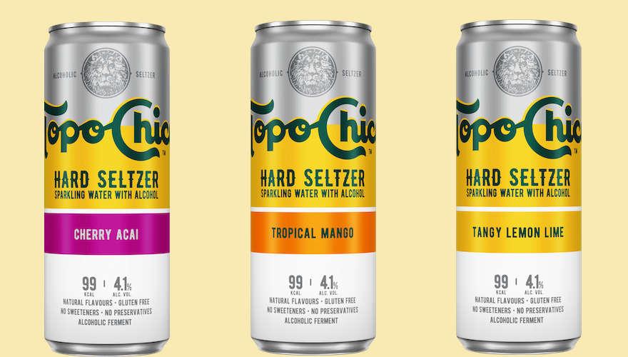 Coca-Cola bringt Hard Seltzer