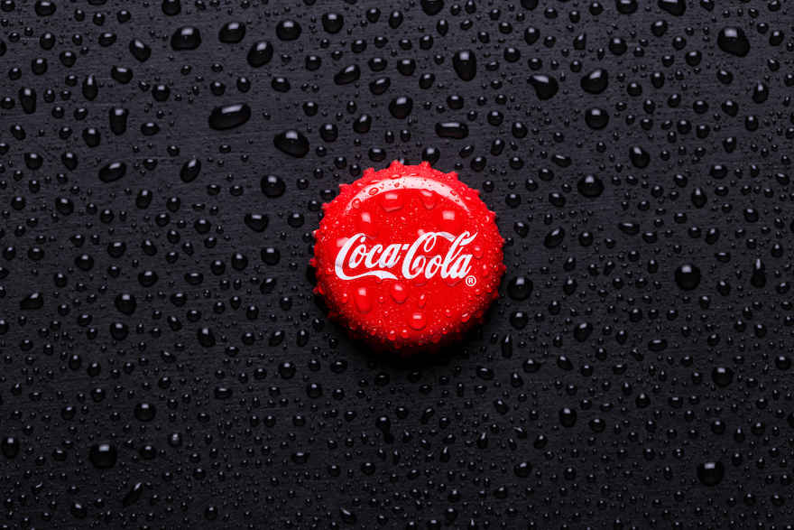 Coca-Cola mitten im Konzernumbau