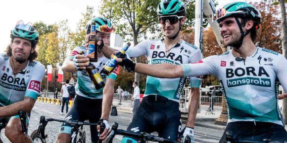 Krombacher setzt weiter auf Radsport