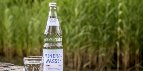 Leitungswasser darf nicht als gesund beworben werden