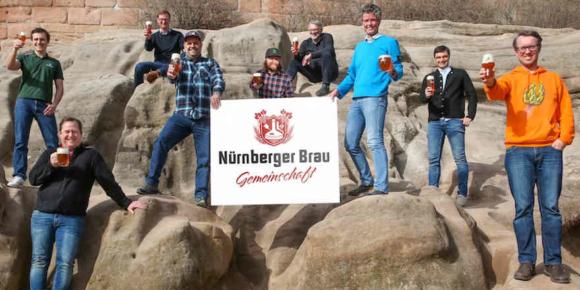 Nürnberger Bier bereits ausverkauft