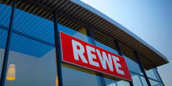 Rewe meldet Umsatzrekord