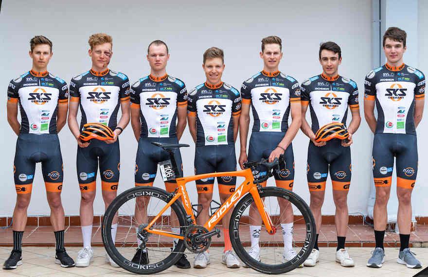 Warsteiner sponsert Team Sauerland