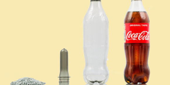 Coca-Cola investiert in Recycling