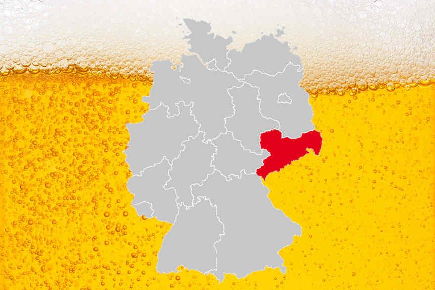 Das Land der Sachsen