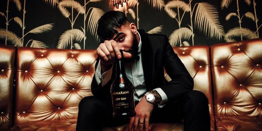 Ein Gin speziell für Rap-Fans