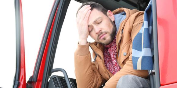 Fahrer verzweifelt gesucht